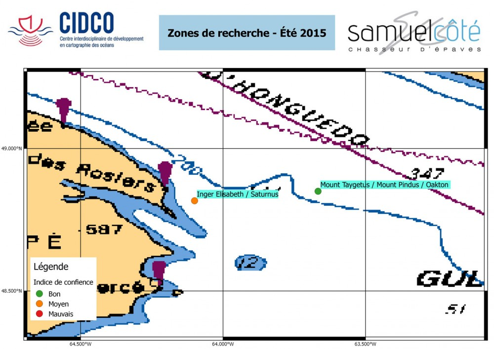 Study hydrography in canada